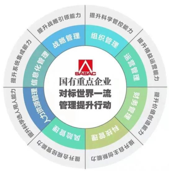 國資委公布200家標桿企業、100個標桿項目和10個標桿模式