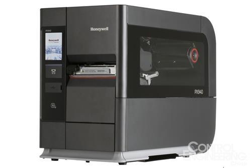 霍尼韦尔推出全新工业级高端打印机PX940,双传感专利技术实现微小标签稳定精准打印