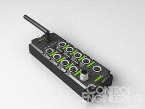基于宜科云的无线远程监控解决方案Spider67-Mobile