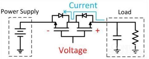 负载开关   ti负载开关是用来接通和关闭电源轨的集成电子中继器.