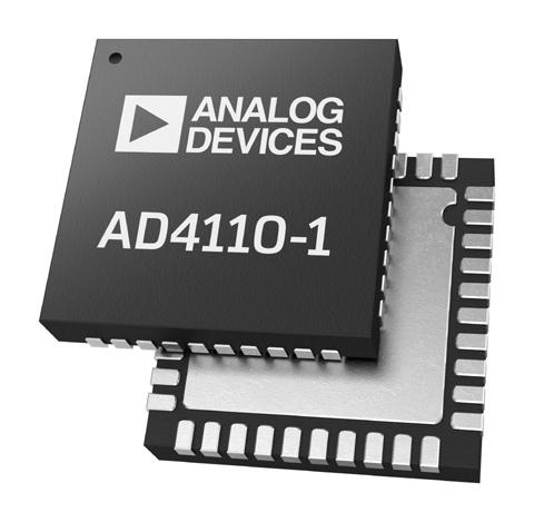 ADI公司推出集成ADC、適用于工業過程控制系統的軟件可配置模擬前端