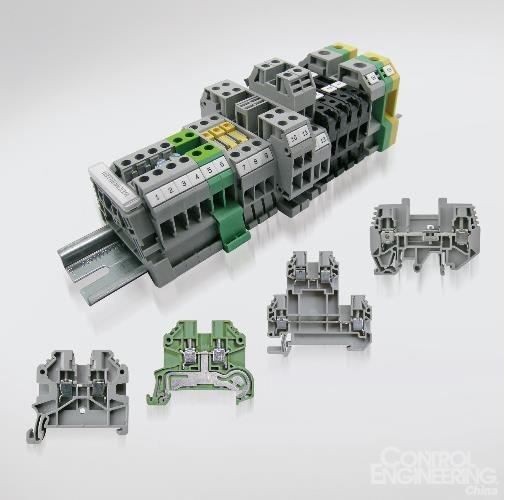 可靠联接 魏德米勒SAKDU端子在电力行业的应用