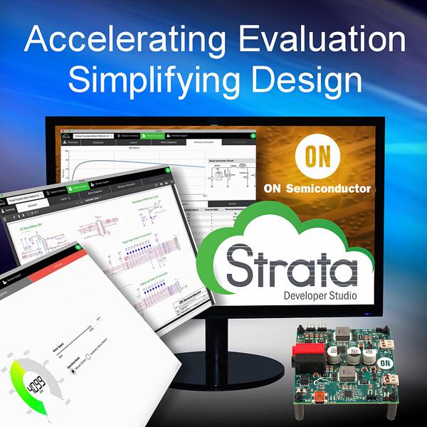 安森美半导体推出业界最完整的研发、评估和设计工具Strata Developer Studio™