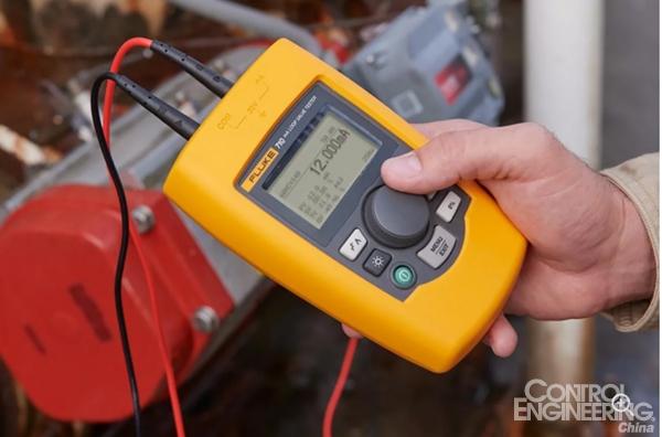 福禄克全新Fluke MDA 510/550电机驱动分析仪、Fluke 710回路阀门测试仪亮相进博会