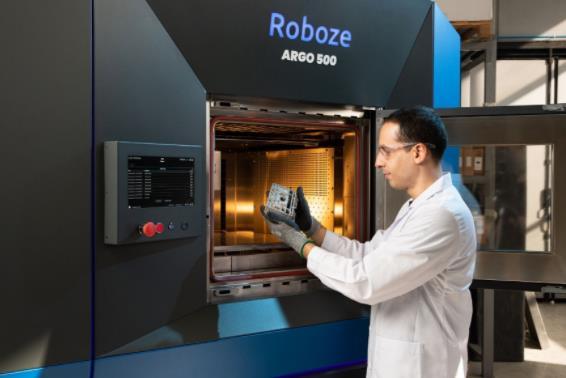 貝加萊助力Roboze公司3D打印機實現精密加工
