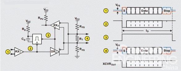 为rs-485应用设计独立型半双工中继器