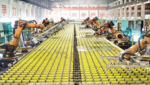 """""""中国制造2025""""技术路线图日渐明晰"""