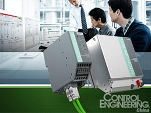 西门子将Sitop电源集成于Simatic PCS 7过程控制系统