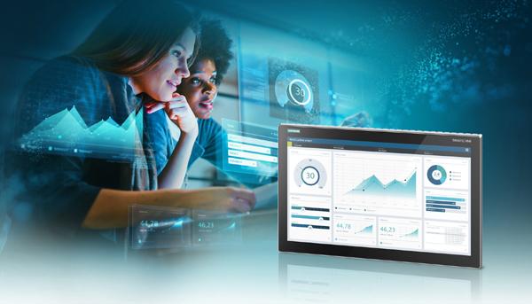 西门子发布基于Web的可视化系统,  树立工业操作控制和监控新标准