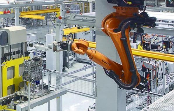abb机器人控制电路图