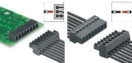魏德米勒3.81mm间距的接插件助力电子设备高效布线
