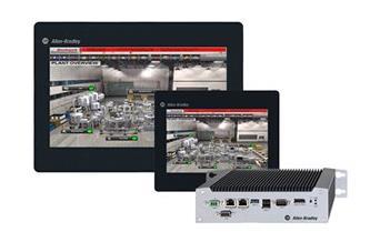 罗克韦尔自动化发布新一代开放式架构工业计算机与瘦客户端