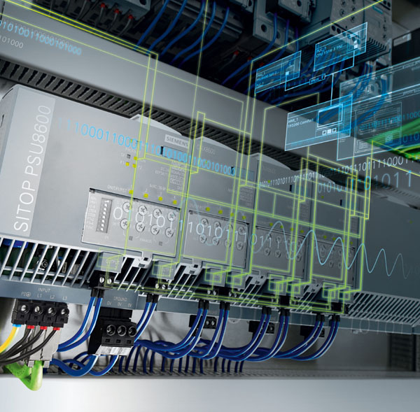 西門子推出PSU8600單相主電源模塊,易于診斷和系統配置