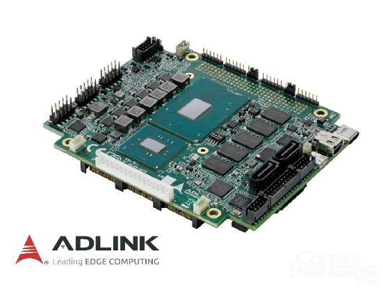 凌华科技推出支持第六代Intel Core处理器的PCI/104-Express单板电脑