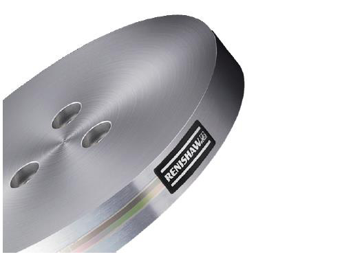 雷尼紹發布功能靈活、經濟高效的圓弧光柵系列產品