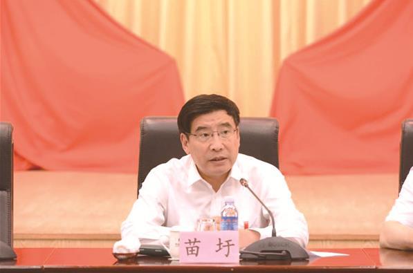 苗圩:实现制造强国目标还有很长路要走