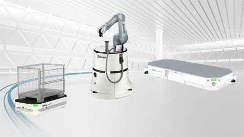 移动自动化革新内部物流