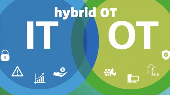 为什么工业物联网项目的实施需要混合运营技术(hybrid OT)?