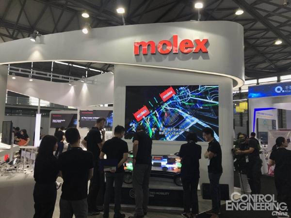 Molex跨行業解決方案為設計工程提供全力支持