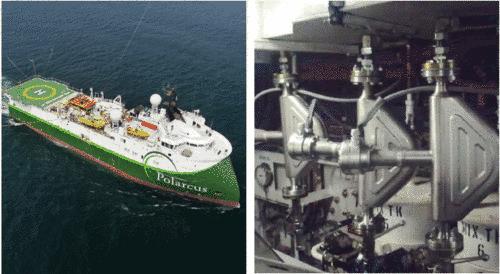 燃油消耗和排放監測系統在地震勘探船上的應用
