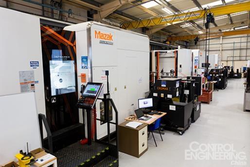 智能制造方案成倍提升燃气轮机组件生产效率