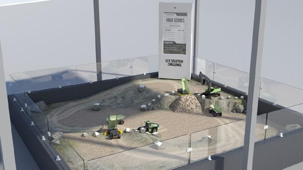 沃尔沃电气化作业现场为中国的可持续建设提供了模型