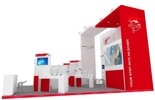 德國赫優訊邀您光臨2020上海工博會IAS展