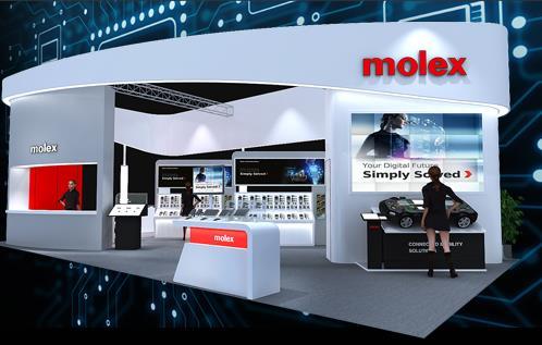 Molex赢得博世北美洲年度供应商奖