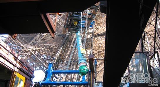 博世力士乐助力埃菲尔铁塔西柱电梯完成现代化升级