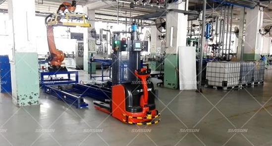 制造业复工在即 为什么AGV机器人被需要?