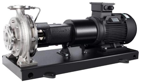 格兰富全新推出白土泵系列产品 专为中国市场设计 全面覆盖粮油生产行业的多泵型需求
