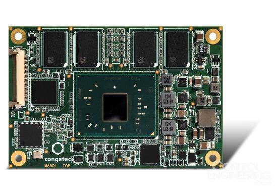 康佳特营销总监克里斯提以得(Christian Eder)谈到:Type10模块的推出使基于最新英特尔低功耗处理技术的康佳特单板和模块更加完整,包括上个月推出的COM Express Type6模块和Qseven与SMARC2.0模块,也提供应用程序装载就绪的工业级单板计算机Mini-ITX和Pico-ITX。工程师可透过康佳特获得各种支持来简化其在嵌入式与物联网应用中采用的全新英特尔凌动控制工程网版权所有, 赛扬和奔腾处理器技术。   详细功能特色   全新名片大小的COM Express M