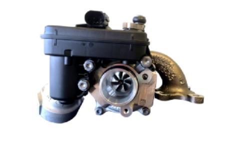 博格华纳提供紧凑型涡轮增压器应用于大众Nivus
