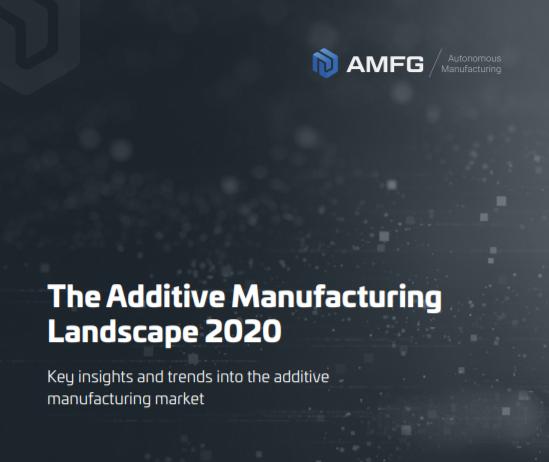 《2020年增材制造前景報告》,向更大工業化方向發展