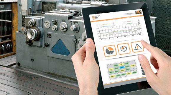 【現有工廠改造】建立工業物聯網提高設備綜合效率(OEE)