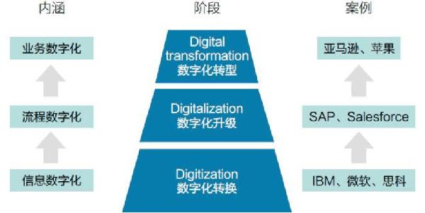 数字化转型:转什么,如何转?