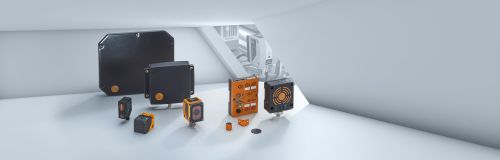 ifm RFID识别系统