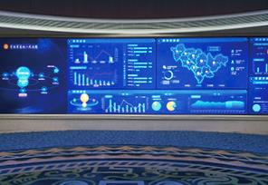 政府应急指挥中心大屏幕选择台达电动前维护方案