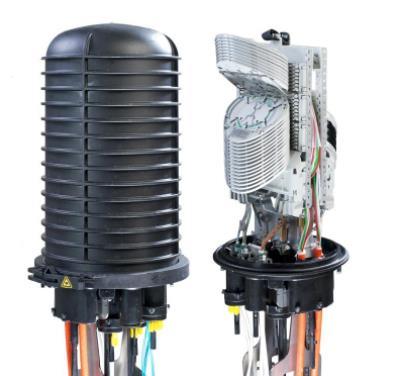 康普推出全新FIST™模块化光缆接头盒,满足5G所需的高效光纤连接