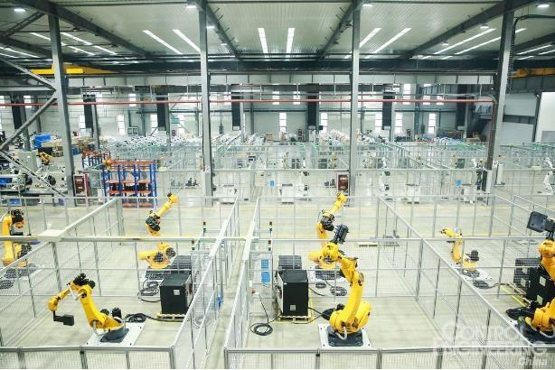 助力本土企业实现工业4.0——博世力士乐与埃斯顿机器人共建智能工厂正式投产