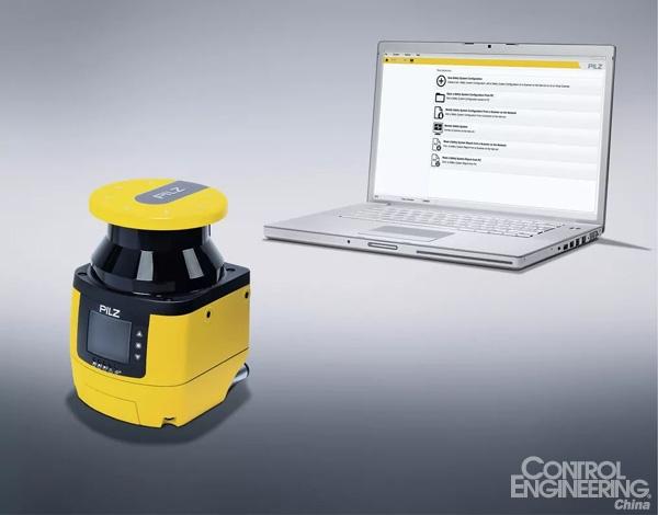 皮尔磁:从平面到区域,安全光电产品的新拼图