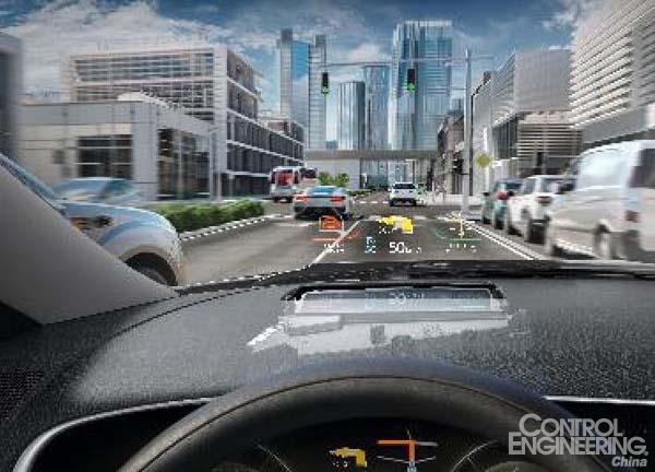 大陆集团展示创新技术助力智能网联和智慧城市的发展