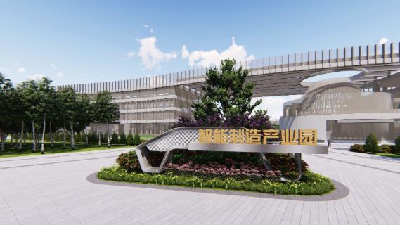 施耐德電氣攜手合作伙伴,共同助力內蒙古和林格爾新區智能制造產業園建設