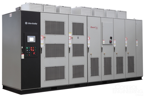 PowerFlex 6000 变频器再增全新无传感器矢量控制功能
