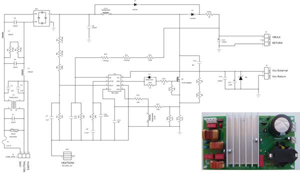 增强的PFC控制器NCL2801用于照明应用提供更高能效和更优的THD
