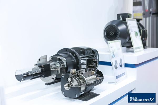创新泵技术助力行业智能升级