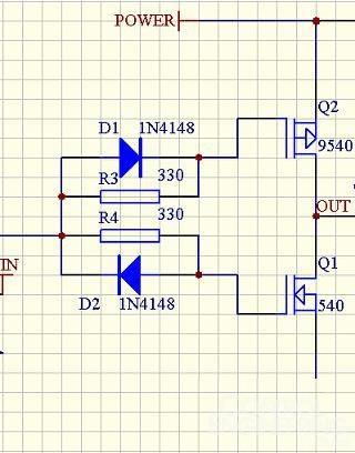 几种直流电机驱动电路图及设计思路