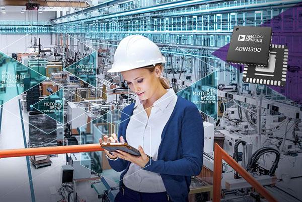 10BASE-T1L:将大数据分析范围扩大到工厂网络边缘