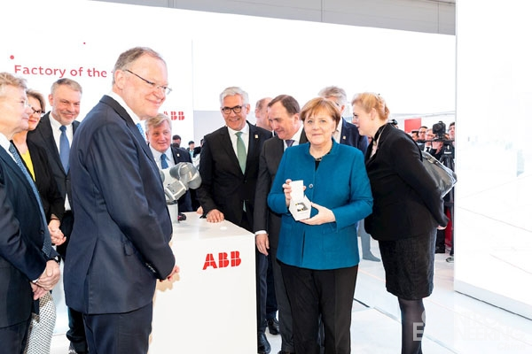 ABB参展汉诺威工业博览会,谱写数字化行业的未来