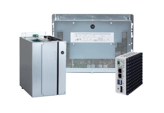 罗克韦尔自动化推出VersaView 6300 系列工业计算机